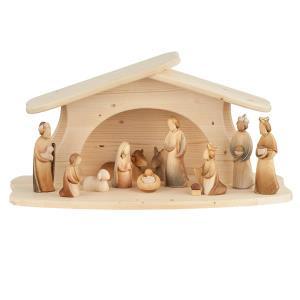 Weihnachtskrippe Modern.Modern Art Nativity Modern Andreas Comploj Online Shop